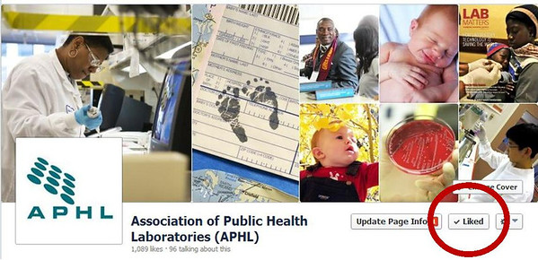 Make Sure You Are Seeing APHL's Facebook Posts | www.aphlblog.org