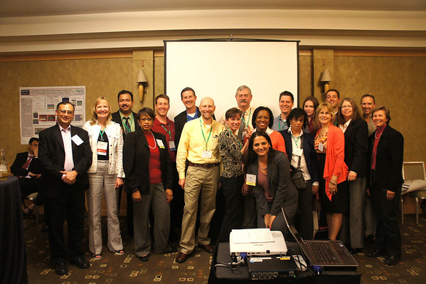 NCPHLL reception from the 2012 APHL Annual Meeting