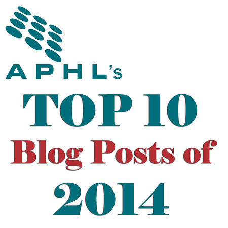APHL's Top 10 Blog Posts of 2014 | www.aphlblog.org