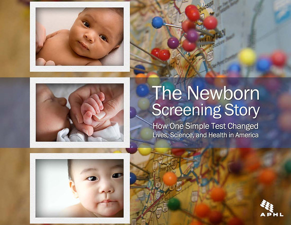 Writing APHL's Newborn Screening Book: A More Emotional Journey Than Expected | www.aphlblog.org