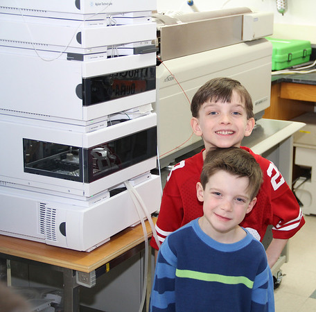 Limitless Dreams for Connor and Kellen, Thanks to Newborn Screening | www.aphlblog.org