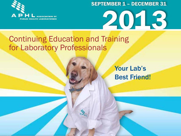 Exciting New Laboratory Training Opportunities This Fall | www.aphlblog.org