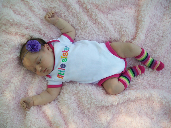 Despite Galactosemia, Ella Grace is a Healthy Baby Girl | www.aphlblog.org