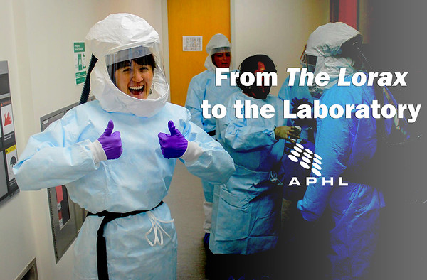 From The Lorax to the Laboratory | www.aphlblog.org
