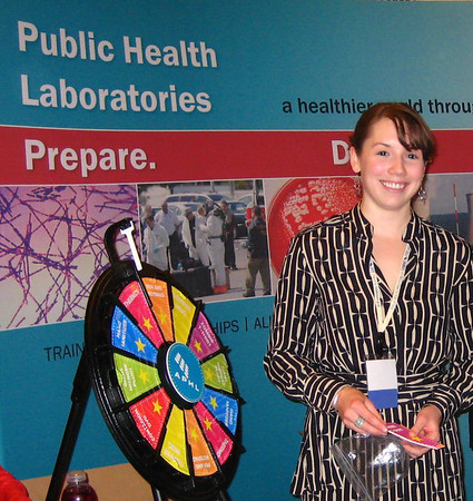 APHL's Kara MacKeil at the 2012 Public Health Preparedness and Response Summit