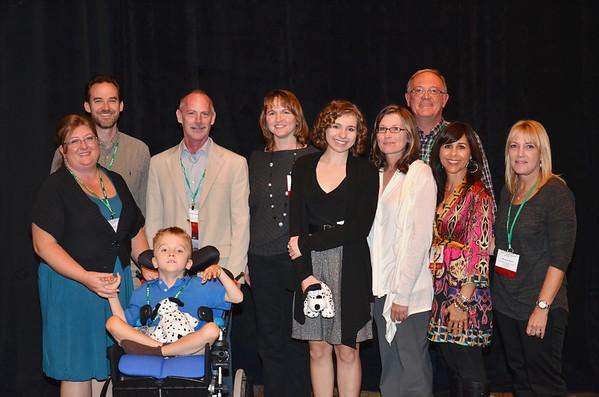 APHL-CDC Newborn Screening and Genetic Testing Symposium parent/patient panel